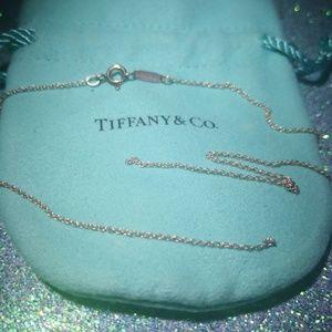 "Tiffany.16""Necklace. Broken chain"